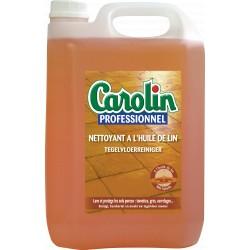 CAROLIN nettoyant huile de lin