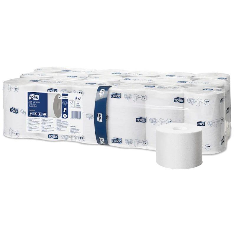 Rouleaux de papier toilette ENSURE Compact TORK