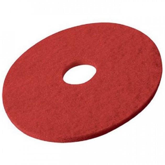 Disque de lavage autolaveuse rouge