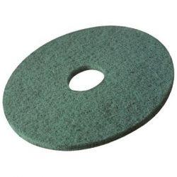 Disque de lavage et récurage vert autolaveuse
