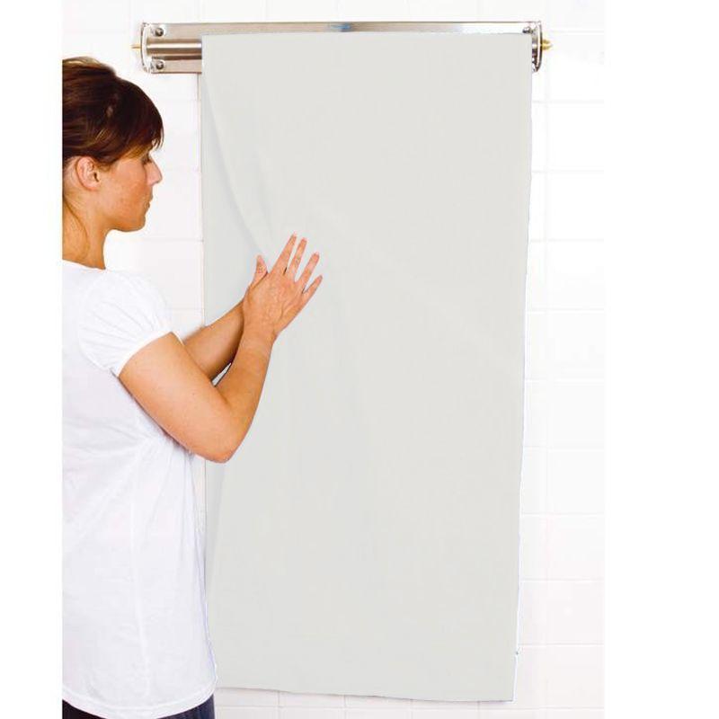 5 Rouleaux essuie-mains coton 50 x 250 cm