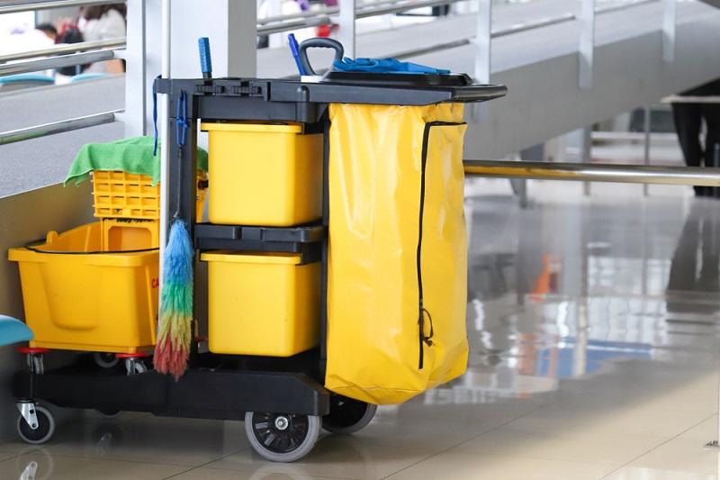 visuel chariot de ménage professionnel-delcourt.fr