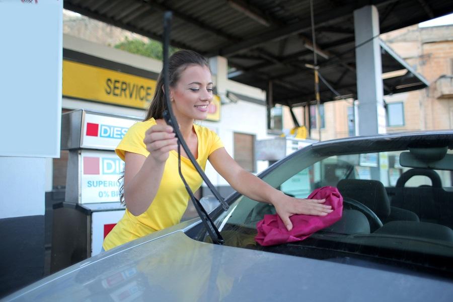 laver voiture