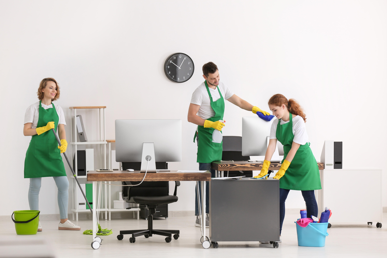 Améliorer l'ergonomie dans le nettoyage des locaux professionnels