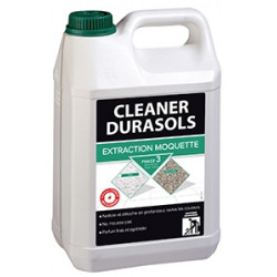 Cleaner durasols