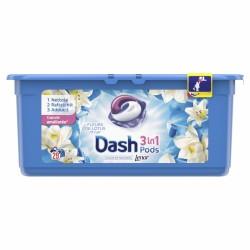 Lessive en dosette DASH 2en1 29doses