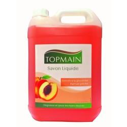 Crème lavante TOPMAIN 5L pêche