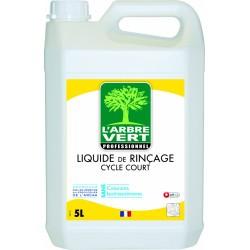 Liquide de rinçage cycle court Arbre vert 5L