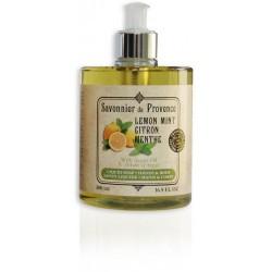 Savonnier de provence citron menthe 500ml