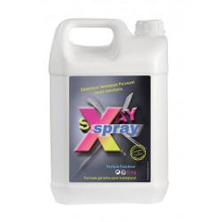 Détachant nettoyant parfumé puissant multifonctions bidon 5 kg X-spray Anios
