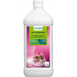 Gel détartrant sanitaires parfum pin des landes Enzypin 1 L