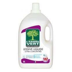 Lessive liquide concentrée bidon de 5 L - L'Arbre Vert