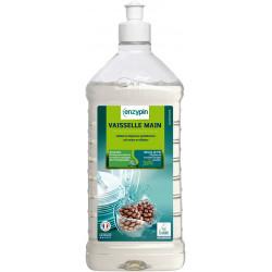 Liquide vaisselle main sans parfum Enzypin 1 L