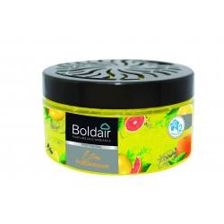 Désodorisant perles parfumantes Citron- Pamplemousse pot 300 g Boldair