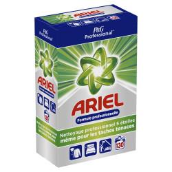 Lessive en poudre ARIEL ACTILIFT baril 130 doses