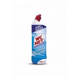 Gel détartrant sanitaires surpuissant 800 ml WC NET - lot de 4