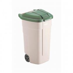Conteneur poubelle mobile 100 L Rubbermaid