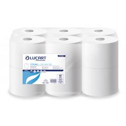 Papier toilette dévidage central STRONG