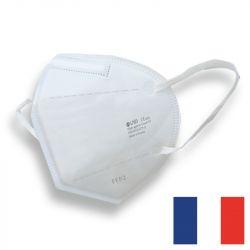 Masque FFP2 made in France - boîte de 10